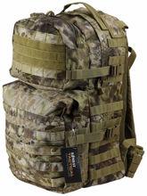 Medium MOLLE Assault Pack - Raptor Kam Desert