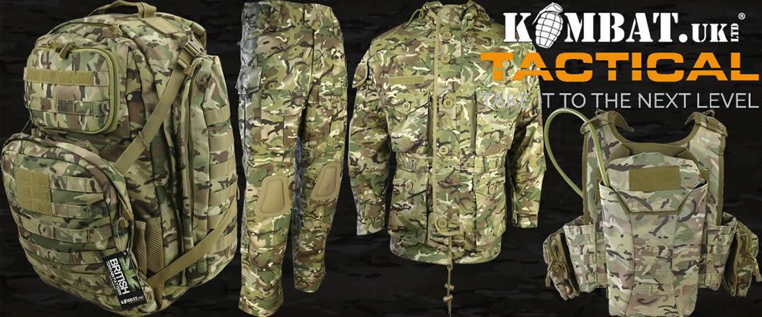 Kombat UK Outdoor & Tactical